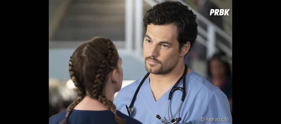 """Grey's Anatomy"":Meredith (Ellen Pompeo)eDeLuca (Gioacomo Gioanniotti) vão continuar juntos na 16ª temporada, afirma showrunner"