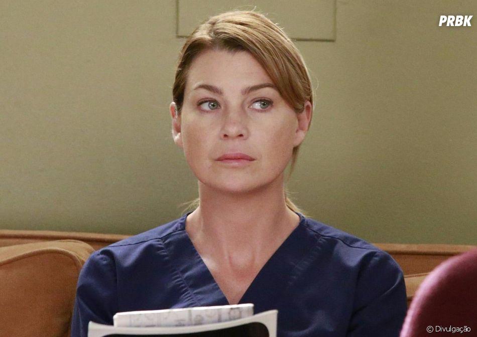 """Grey's Anatomy"", 16ª temporada: showrunner fala sobre romance deMeredith (Ellen Pompeo)eDeLuca (Gioacomo Gioanniotti)"