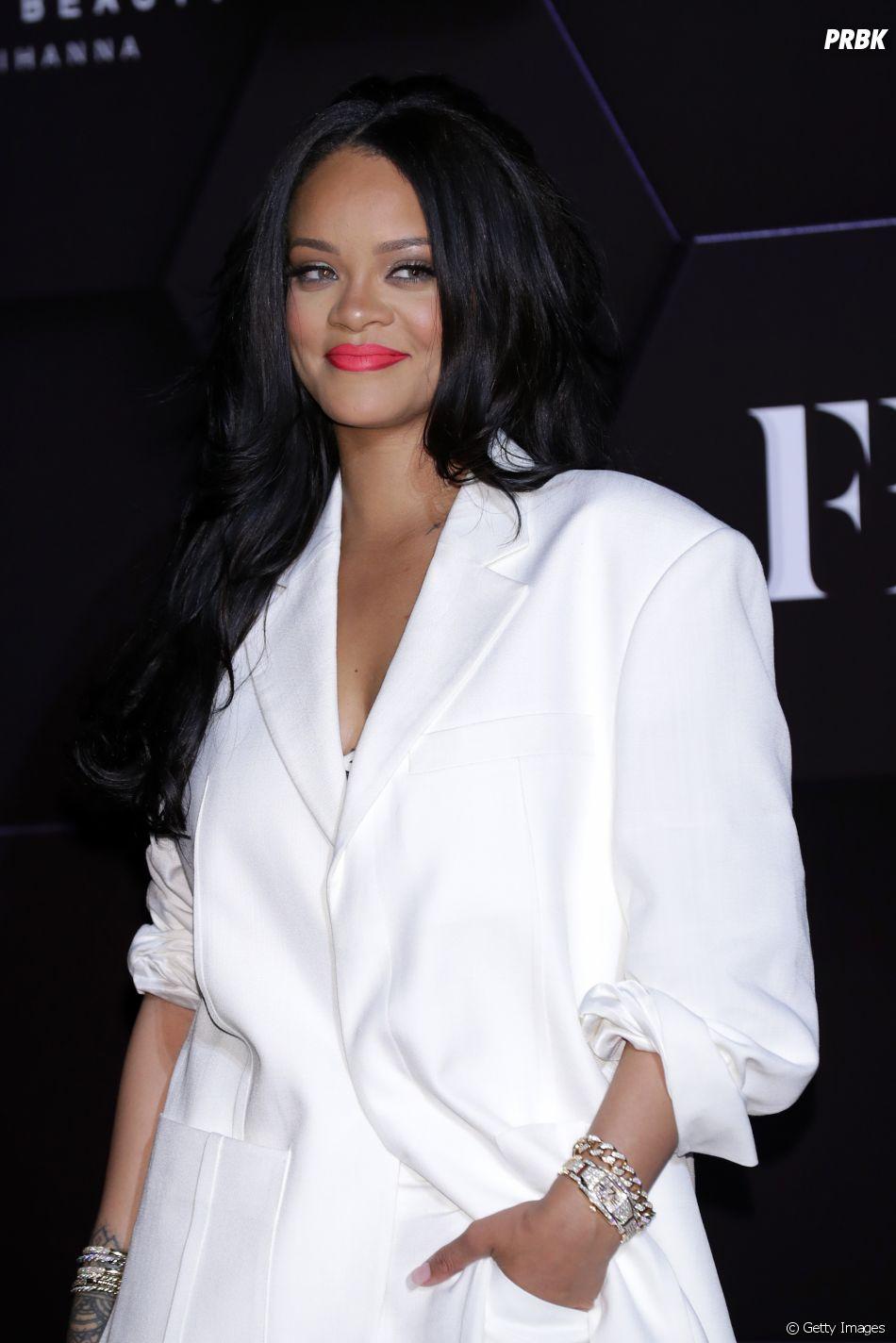 Rihanna confirma que não foi ao Super Bowl após caso de racismo