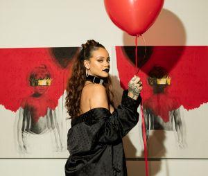 Rihanna confirma mais uma vez que próximo álbum está vindo aí!