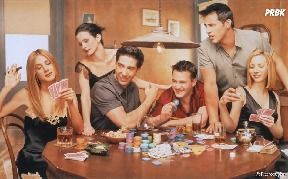 """Reunião de """"Friends"""" aconteceu e Jennifer Aniston compartilhou uma foto pra provar"""