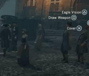 """Em """"Assassin's Creed Unity"""": os cidadãos são obstinados e ignoram os obstáculos"""