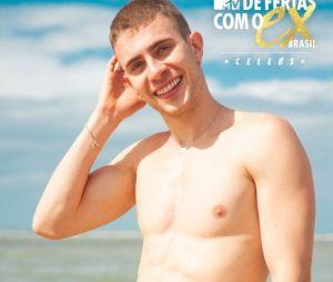 """""""De Férias com o Ex Brasil: Celebs"""": Léo Picon não gostou muito de participar do reality da MTV"""