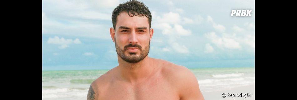 """""""De Férias com o Ex Brasil: Celebs"""": João, ex de Any, vai deixar Lipe irritado"""