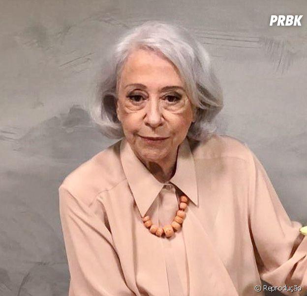 """Fãs de """"Animais Fantásticos"""" querem ver Fernanda Montenegro como presidente do Ministério da Magia"""