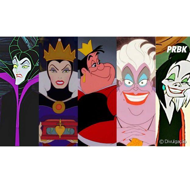 """Disney: teste seus conhecimentos neste teste de """"Qual vilã disse isso?""""!"""