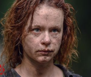 """The Walking Dead"": Gamma (Thora Birch) pode se virar contra os Sussurradores"