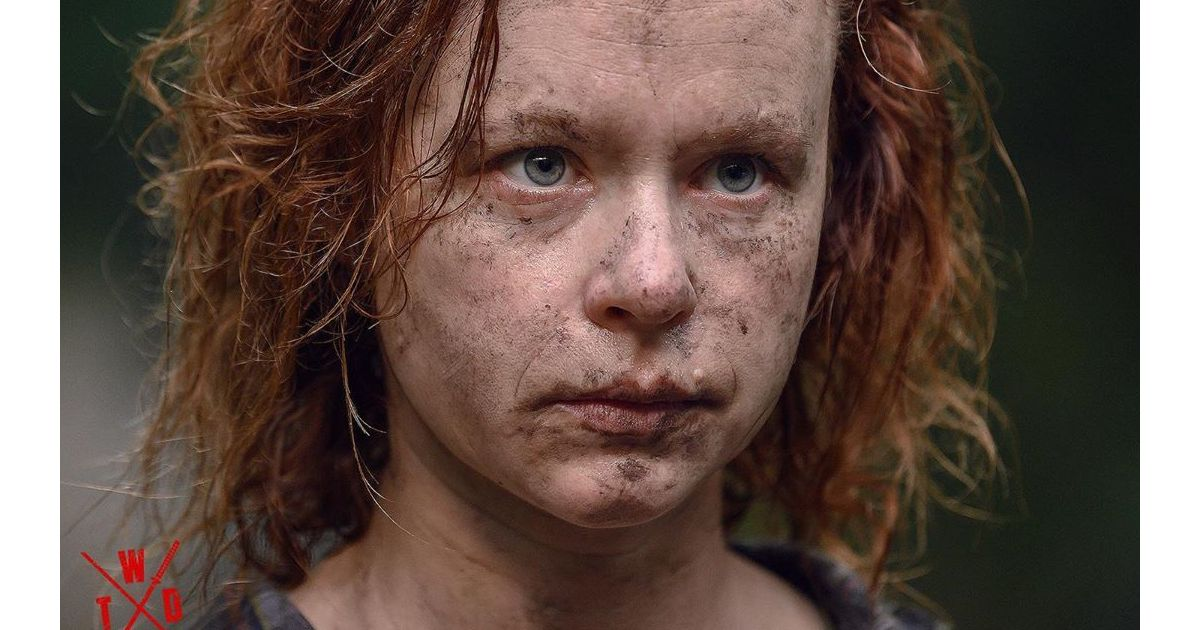 The Walking Dead Gamma Thora Birch Pode Se Virar Contra