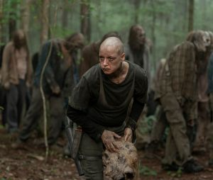"""The Walking Dead"", 10ª temporada: fim dos Sussurradores pode ser causado por Gamma (Thora Birch)"