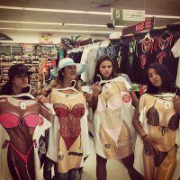 Bruna Marquezine curte férias com amigas em Miami, nos Estados Unidos