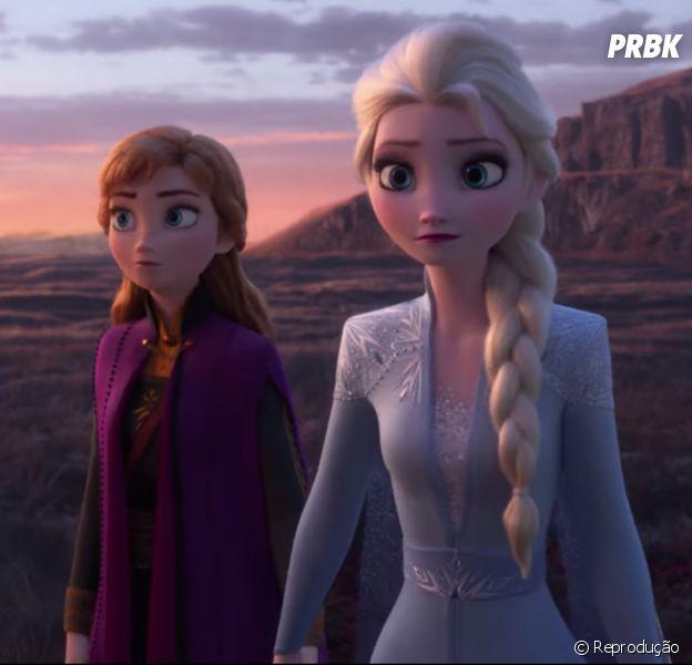 """""""Frozen 2"""" estreia batendo recordes nos Estados Unidos"""