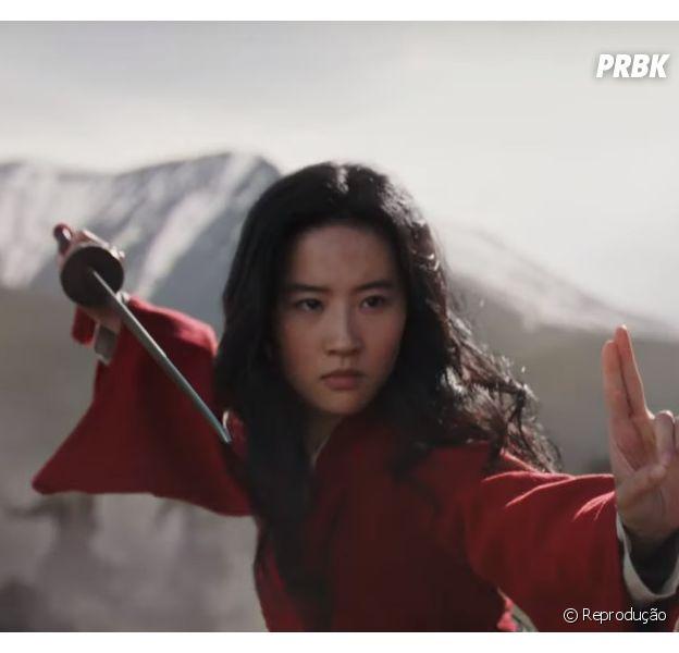 """""""Mulan"""": Disney divulga primeiro trailer do live-action"""