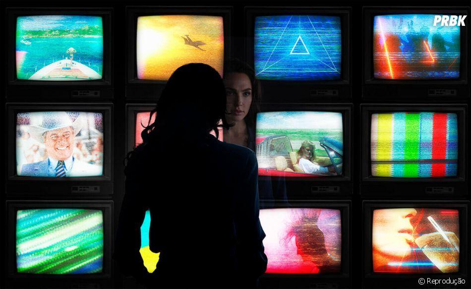 """Warner divulga teaser de""""Mulher-Maravilha 1984"""" antes da presença de Gal Gadot na CCXP 2019"""