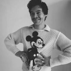 """O Harry Styles está cansado das pessoas falando sobre sua sexualidade: """"Quem se importa?"""""""
