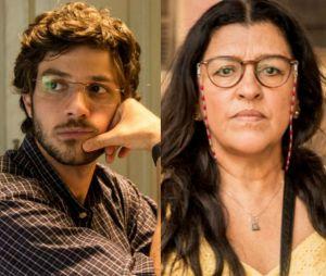 """""""Amor de Mãe"""": 5 provas de que Danilo (Chay Suede) é o filho biológico de Lurdes (Regina Casé)"""