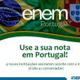 ENEM 2019: você pode usar sua nota para ingressar em universidades de Portugal