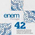 ENEM 2019: Portugal tem 42 instituições conveniadas que aceitam a nota do exame