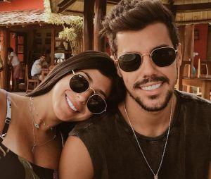 """""""De Férias com o Ex Brasil"""":Yá Burihan e Lipe Ribeiro se conheceram na 3ª temporada do programa"""