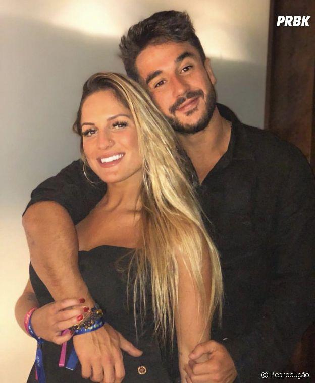 """""""De Férias com o Ex Brasil"""": Igor Freitas e Fernanda Micarone se conheceram na 4ª temporada"""