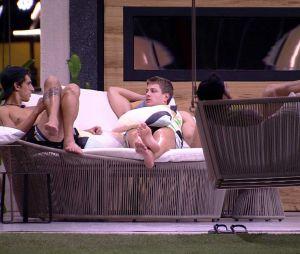 """BBB20"": Hadson, Felipe e Lucas devem votar em Gizelly ou Marcela"