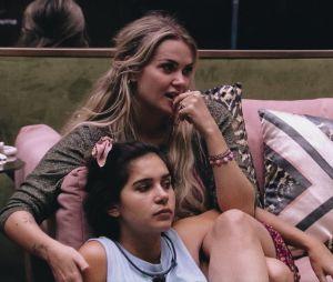 """""""BBB20"""": Gizelly e Marcela são alvos de Hadson, Lucas e Felipe"""