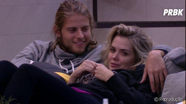 """""""BBB20"""": será que Marcela e Daniel vão ficar juntos?"""