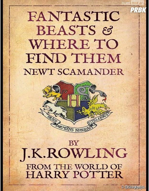 """""""Animais Fantásticos e Onde Habitam"""" é um spin-off de """"Harry Potter"""" e deve estrear em 2016"""