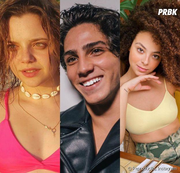 """""""Malhação"""": com Manu Morelli e Julia Rodrigues, saiba o Instagram do elenco da nova temporada"""