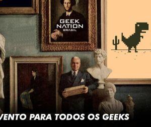 Geek Nation Brasil: o evento acontecerá em maio em São Paulo