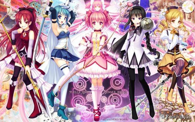 5 animes atuais que todas as meninas deviam conhecer