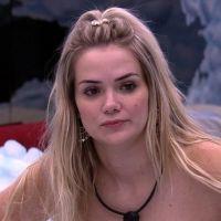 """Após eliminação, Marcela está assustada e triste com a repercussão da sua participação no """"BBB20"""""""