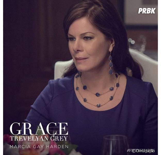 """Marcia Gay Harden viverá a mãe de Christian Grey em """"Cinquenta Tons de Cinza"""""""