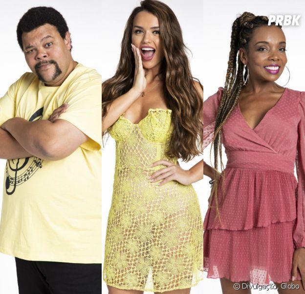 """""""BBB20"""": Babu, Rafa ou Thelma? Vote em quem deve ser o último eliminado"""