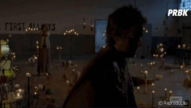 """Carol (Melissa McBride) virou uma badass em """"The Walking Dead"""""""