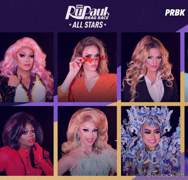 """RuPaul's Drag Race All Star 5"": qual queen merece ganhar a temporada?"