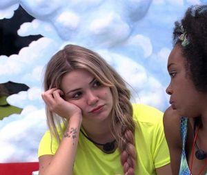 """Após o """"BBB20"""", Thelma diz que não se arrepende de ter se afastado de Marcela"""