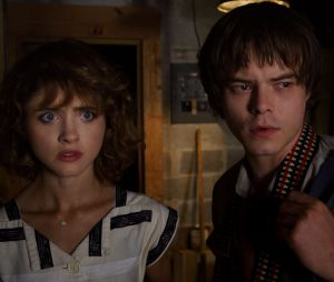"""Stranger Things"": será que o relacionamento de Nancy (Natalia Dyer) e Jonathan (Charlie Heaton) sobreviverá a distância?"