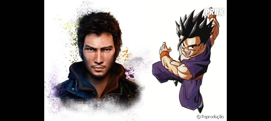 """Gohan representa muito bem a personalidade de Ajay em """"Far Cry 4"""""""
