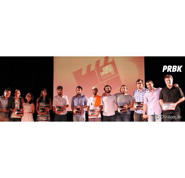 """Concurso """"Curta Criativo"""" oferece prêmios de até 10 mil reais para jovens cineastas"""