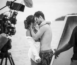 """Bruna Marquezine e Maurício Destri tiveram um caso durante a novela """"I Love Paraisópolis"""""""