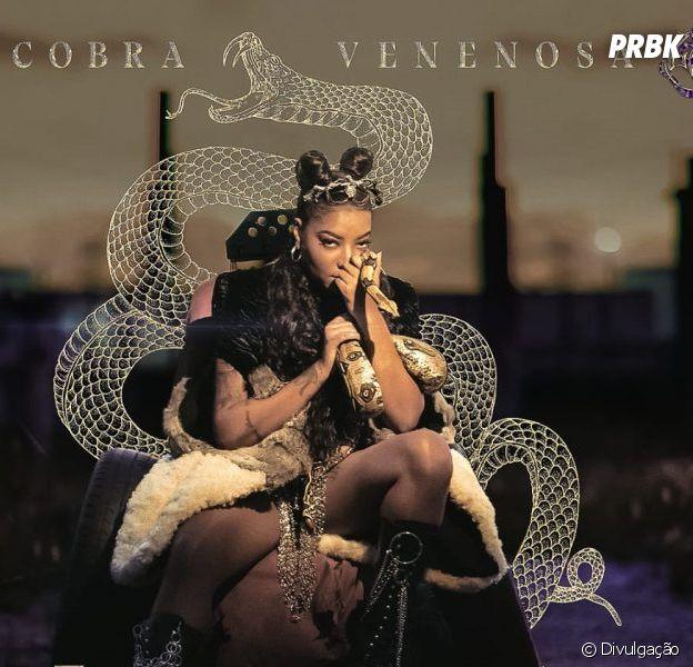 """Quiz: qual parte da letra de """"Cobra Venenosa"""", da Ludmilla, você é?"""