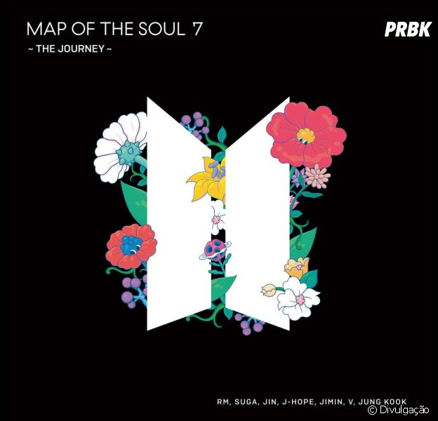 "BTS lança ""Map of the Soul: 7 ~The Journey~"" nesta terça (14) contendo ""Stay Gold"" e ""Your Eyes Tell"""