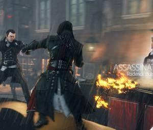 """A jogabilidade em """"Assassin's Creed Victory"""" terá inovações com lutas em cima de veículos em movimento"""