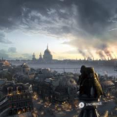 """Imagens do próximo """"Assassin's Creed"""" vazam e mostram Londres no auge da Revolução Industrial"""