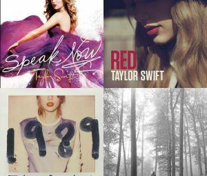 Responda este quiz e descubra qual álbum da Taylor Swift mais combina com você