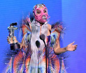 VMA 2020: Lady Gaga chama atenção com vasta coleção de máscaras