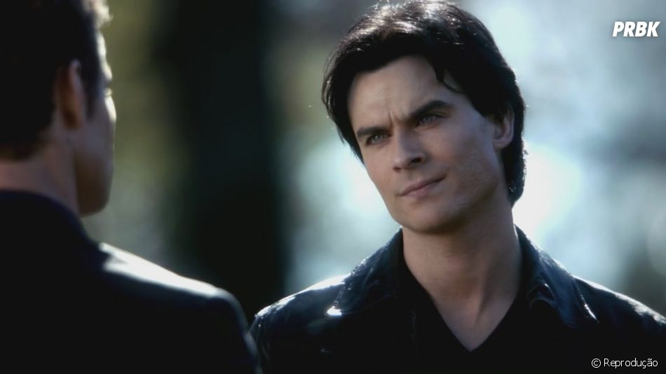 """Quantos anos Ian Somerhalder tinha quando interpretou Damon na 1ª temporada de """"The Vampire Diaries""""?"""
