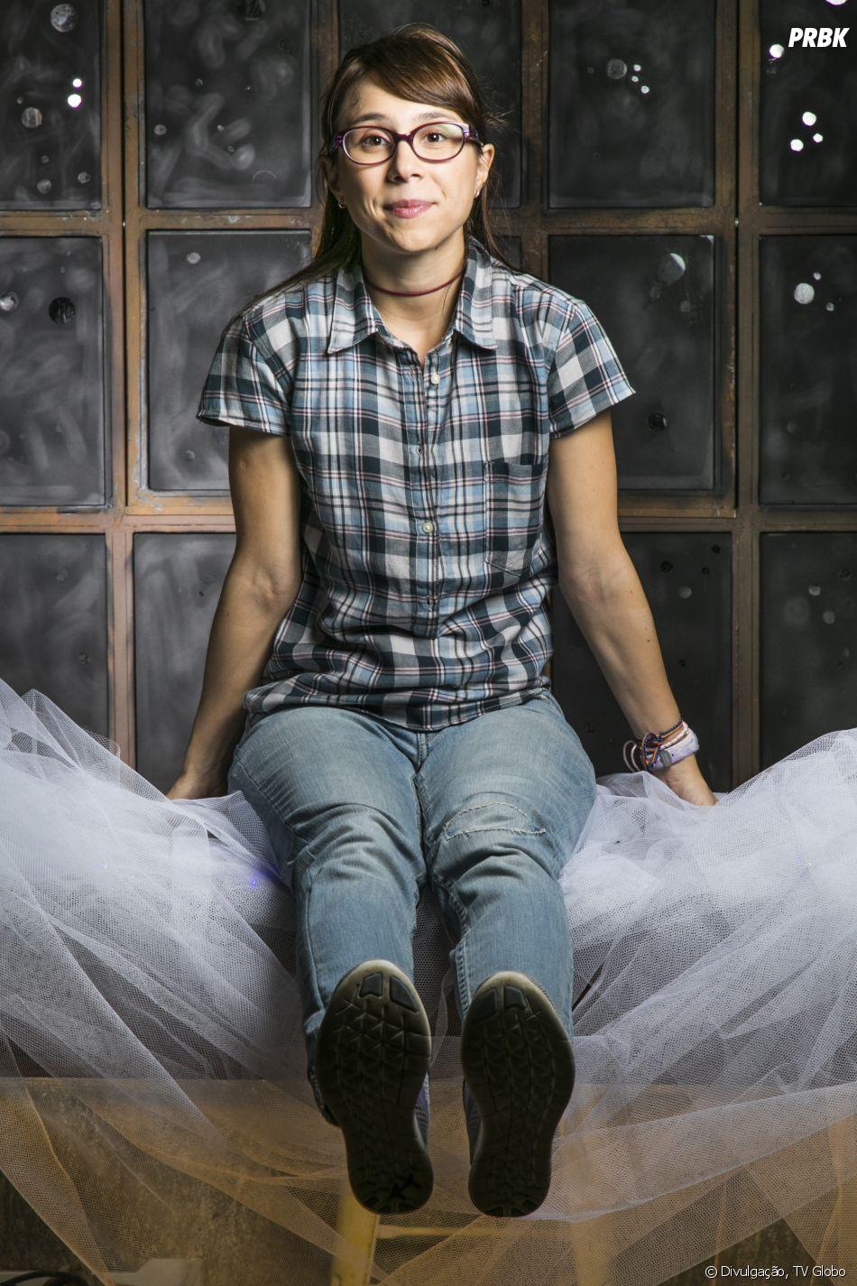 """Quantos anos Daphne Bozaski tinha quando interpretou Benê em """"Malhação - Viva a Diferença""""?"""