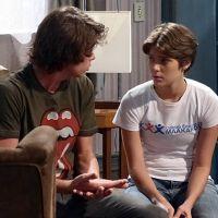"""Novela """"Malhação"""": Pedro e Karina brigam outra vez e ela pensa em terminar namoro!"""