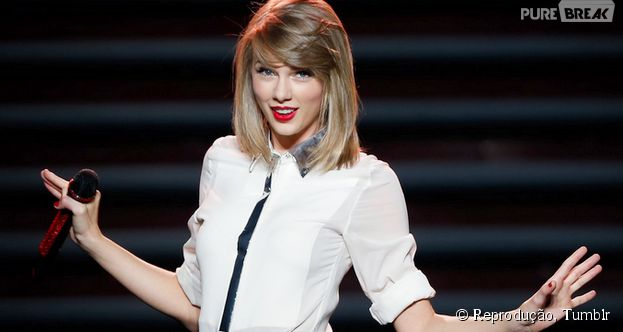 Taylor Swift aparece entre os indicados ao Grammy Awards 2015